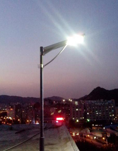 SLD-SL-340S 40W All In One Solar Street Light