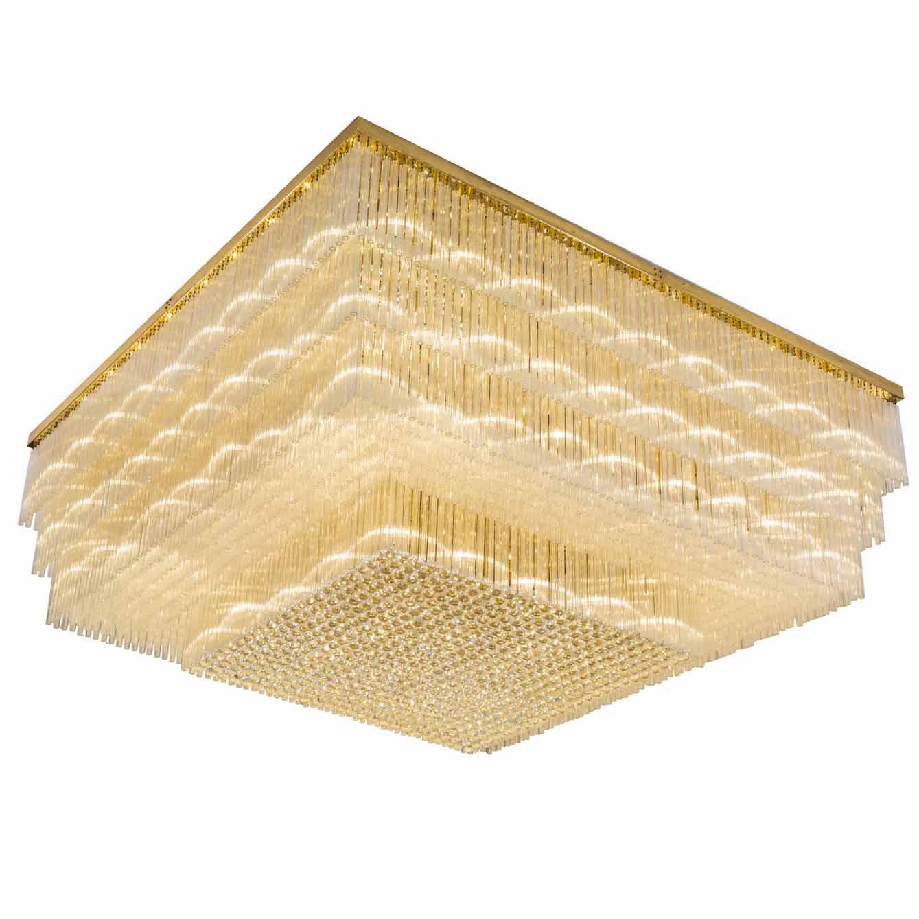 EME LIGHTING unique custom chandelier manufacturers bulk production for lobby