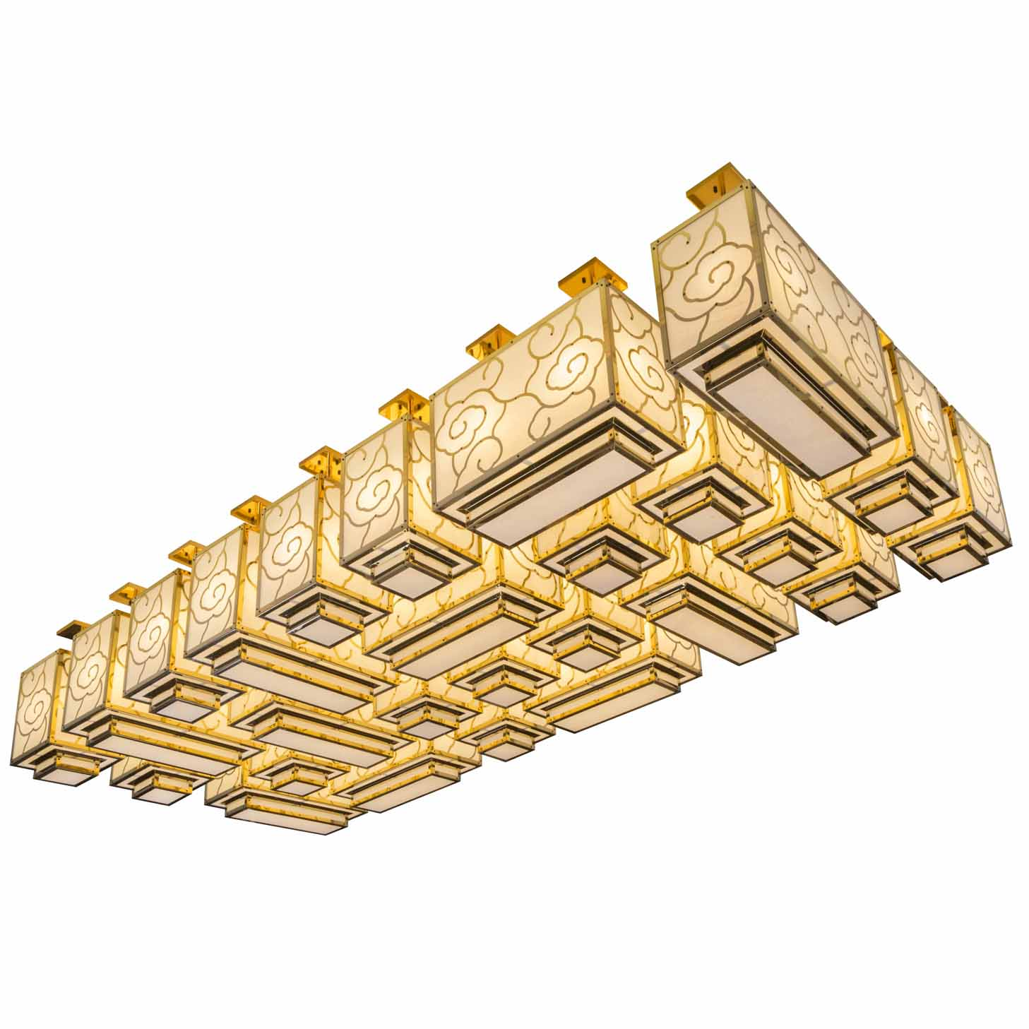 EME LIGHTING Brand ceiling waist dining room chandelier manufacture