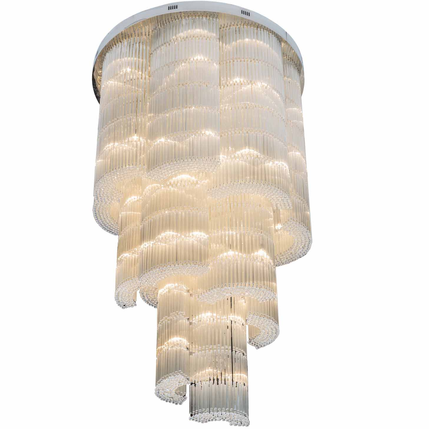 Custom EME chandeliers dining room chandelier EME LIGHTING waist