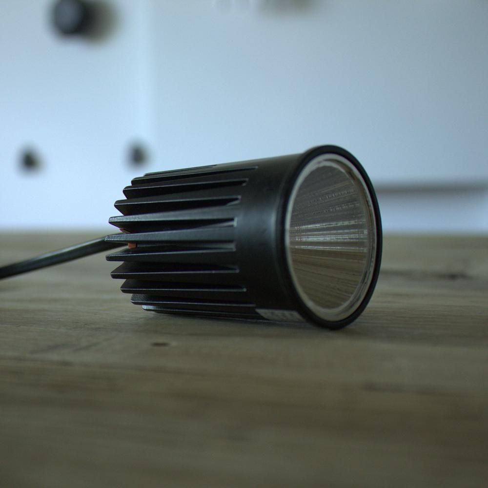 Black Aluminium Down Light (N001·N002-Spot Light Module)