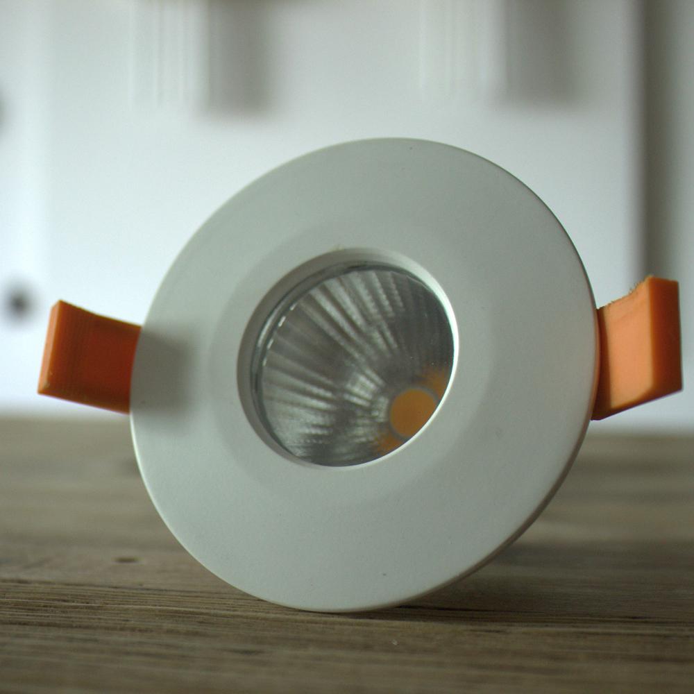 N003-Mounting Ring(White)