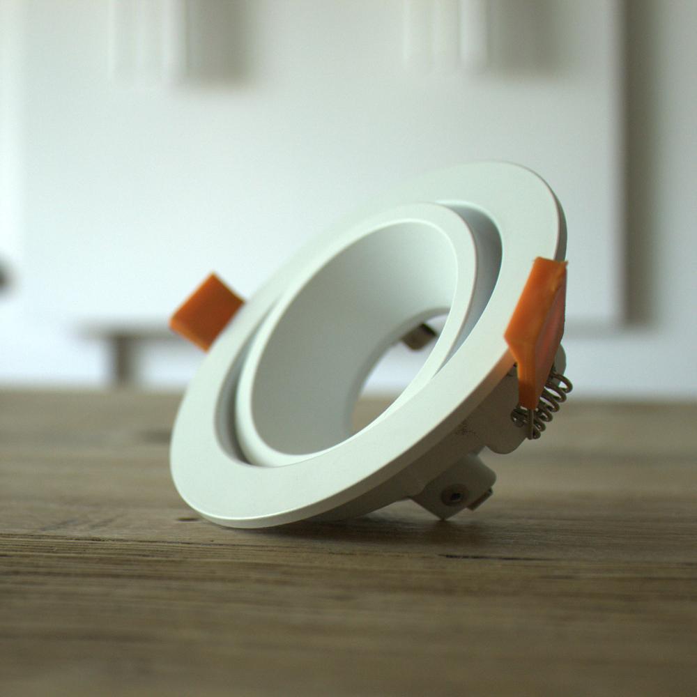 N005-Adjustable Mounting Ring(White)