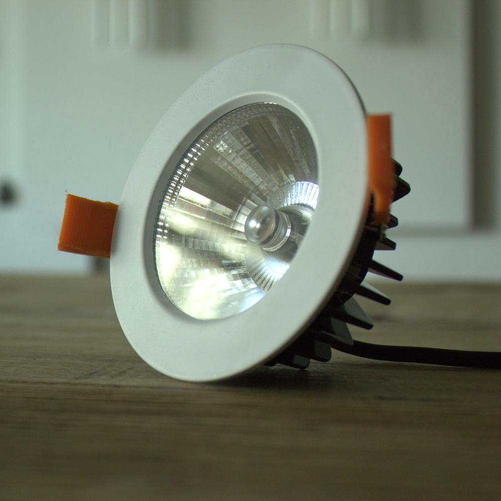EME LIGHTING Brand aluminum ring down light fittings n005adjustable factory