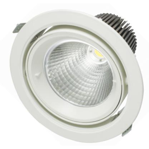 Custom adjustable black down light fittings EME LIGHTING n006·n007spot