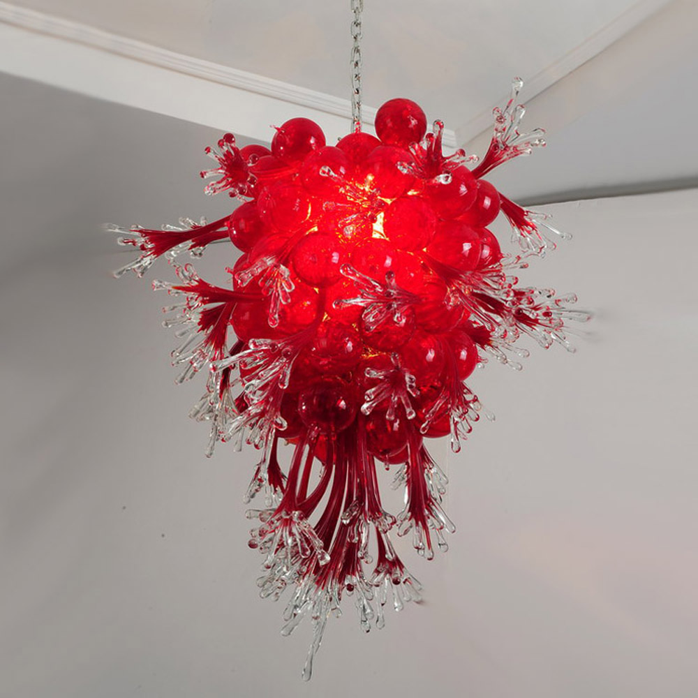 Red Decorative Pendant Light (MD336-coral)