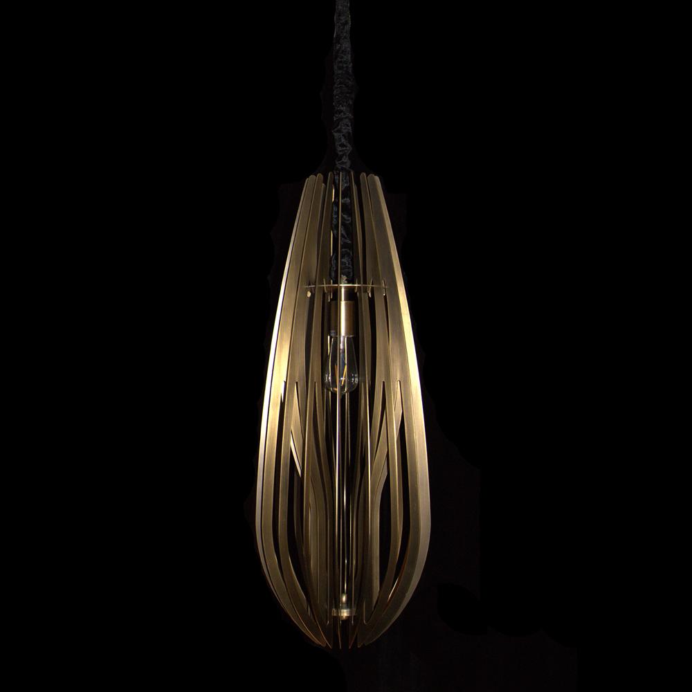 Quality EME LIGHTING Brand copper living room light pendant EME
