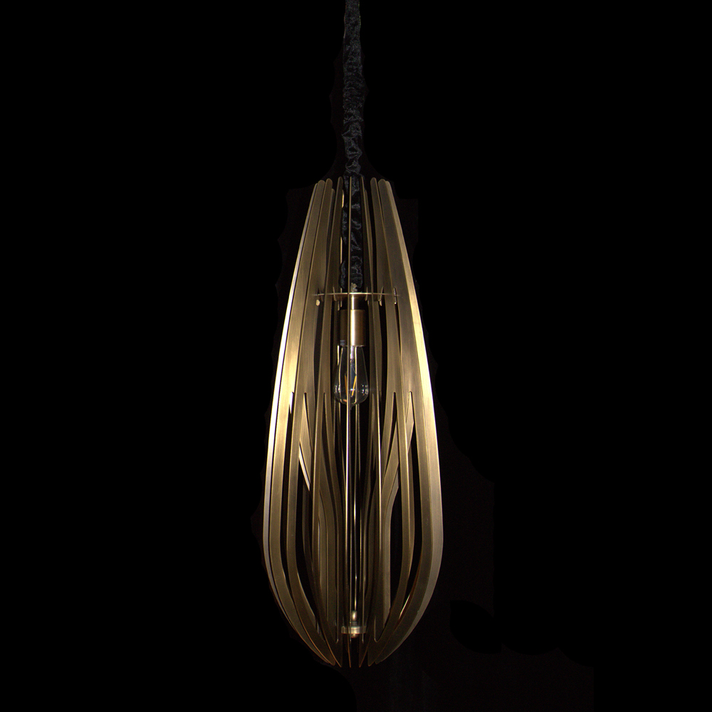 Quality EME LIGHTING Brand copper living room light pendant EME