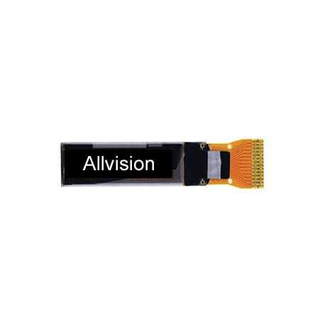 Monochrome OLED Display 0.69