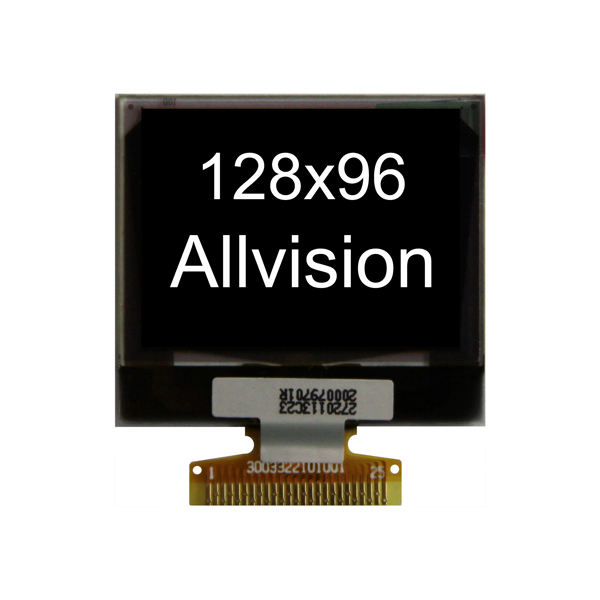 "Monochrome OLED Display 1.3"" 128*96"
